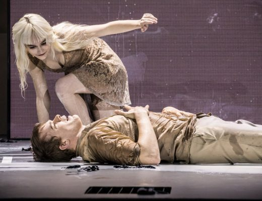 Theatre, Lazarus, Review