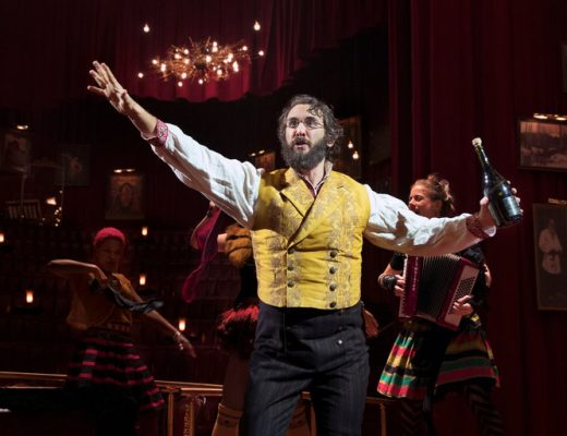 The Great Comet of 1812 Sara Krulwich The New York Times